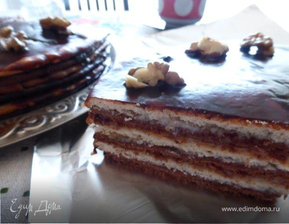 Торт косолапый мишка рецепт с фото