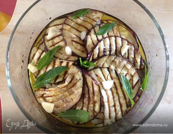 Рецепты баклажаны от высоцкой
