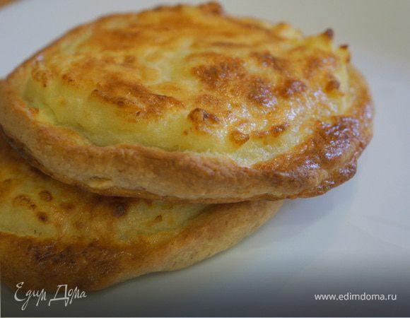 Шаньги с картошкой как у бабушки рецепт с фото пошагово