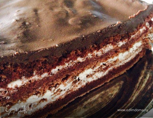 Диетический торт без муки рецепт