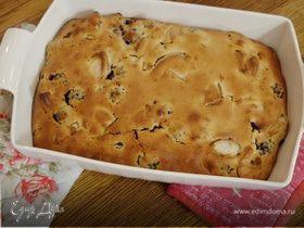"""Пирог """"Вдохновение"""" – кулинарный рецепт"""