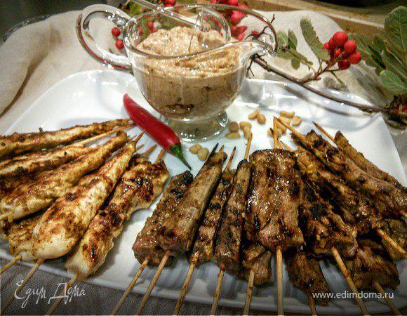 Блюда с арахисовой пастой рецепт с фото