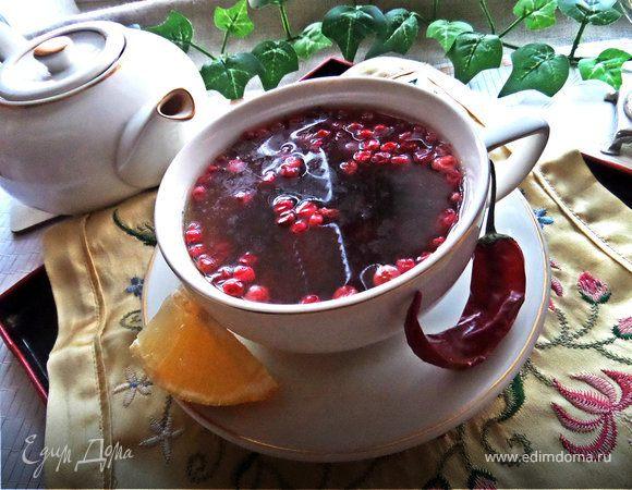 брусничный чай для похудения отзывы
