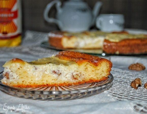 Рецепт быстрых ватрушки с творогом