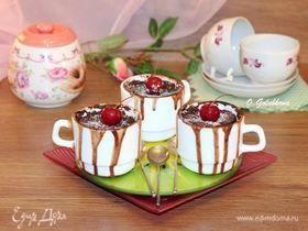 Тропические веганские кексы – кулинарный рецепт
