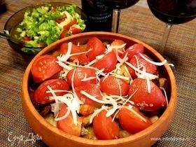 Макароны с двойным соусом – кулинарный рецепт