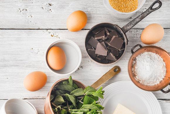 Мастер-класс: готовим шоколадный фондан