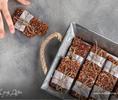 Полезный перекус за 1 минуту - рецепт пошаговый с фото