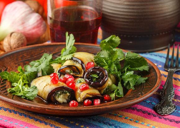 Блюда из баклажанов  рецепты с фото на Поварру 821