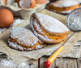 Сочники с творогом в духовке - рецепт пошаговый с фото