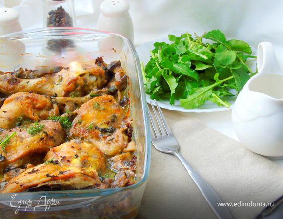 рецепт закуски из курицы к празднику тает во рту