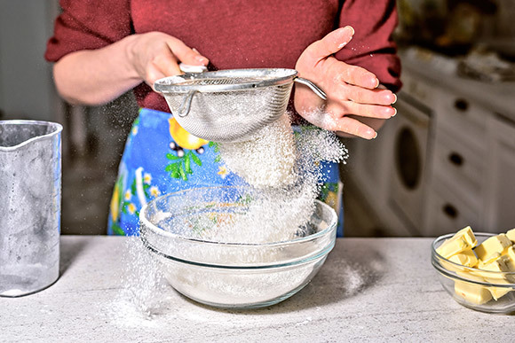 Секреты приготовления шарлотки