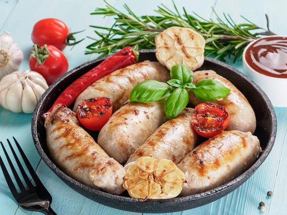 Секреты приготовления домашних колбасок