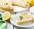 Лимонник пирог из песочного теста