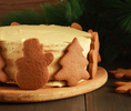 Новогодняя и рождественская выпечка