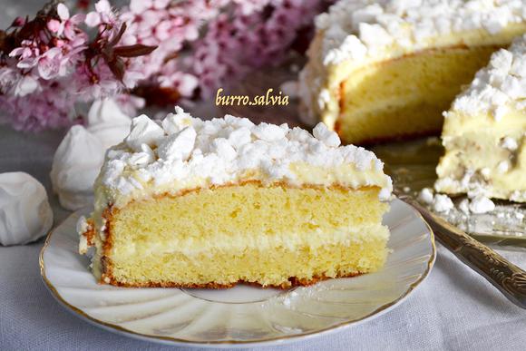 Заварные пирожные с сырным кремом - рецепт с фото на Саечка.ру